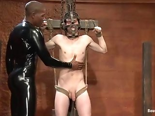 Lewd Gay Cj Gets His Mouth And Ass Pounded By Scott Alexander